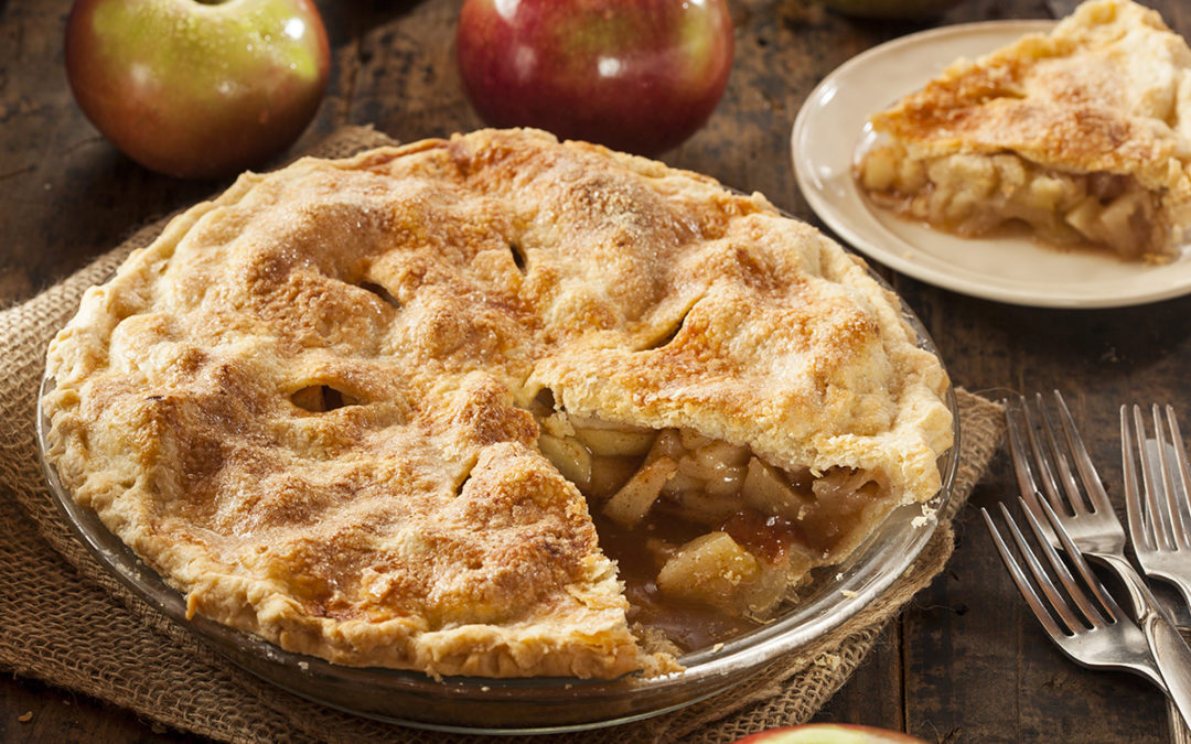 Pfeffersnaps® Apple Pie